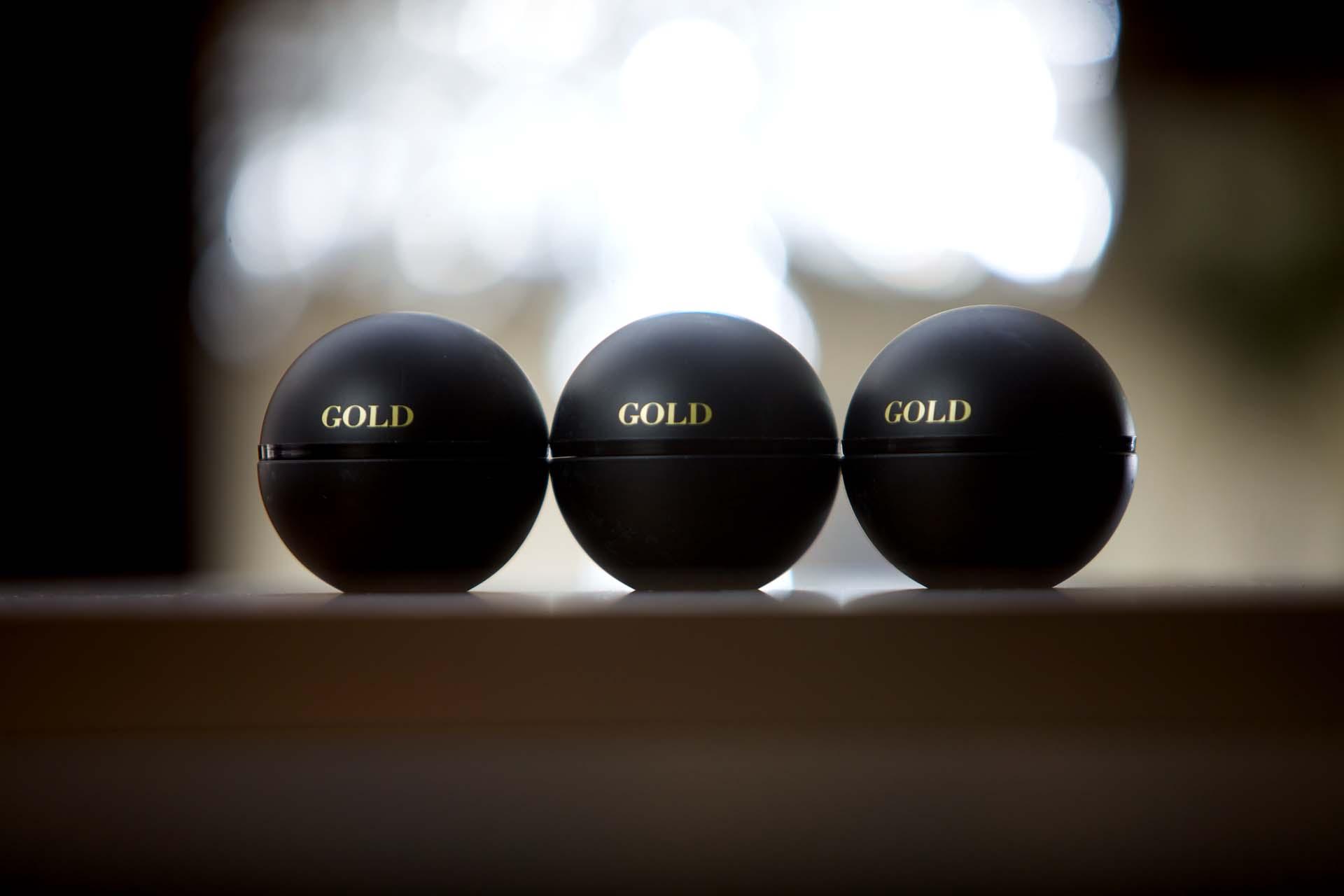Mote-Hår, Arendal. Gold styling